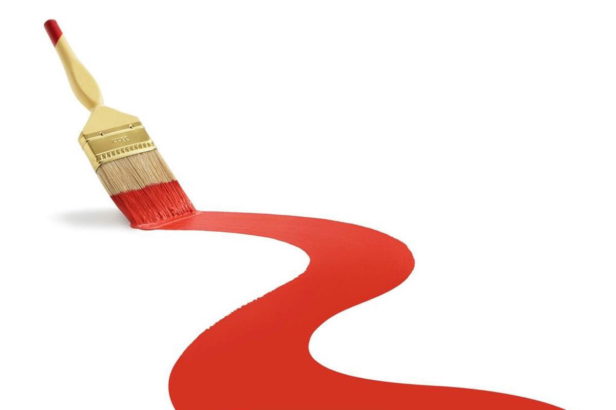 油漆不干怎么补救?学会这几种方法保证油漆干得快