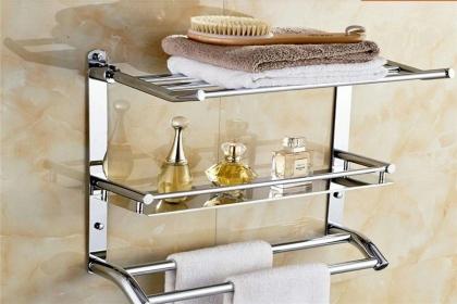 卫生间毛巾架有哪些材质,卫生间毛巾架如何选购