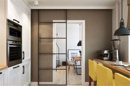 厨房门如何选购,厨房门如何设计