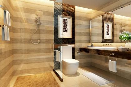 洗手间风水禁忌大揭秘,合理的洗手间风水布局可提升运势