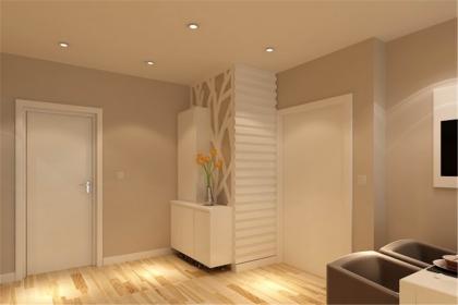玄關鞋柜裝修效果圖,打造高雅氣質之家