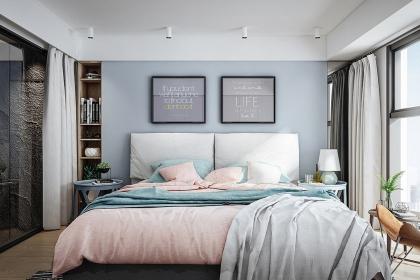 臥室裝修顏色搭配,不懂顏色搭配看這里
