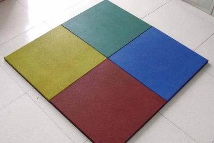 橡胶地砖怎么安装?安装橡胶地砖一定要掌握这7大步骤