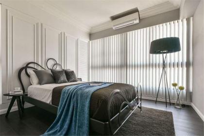 2018卧室窗帘效果图,这样的卧室别有风味