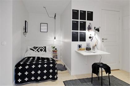 小户型居室如何设计,这样设计会让居室更加宽敞