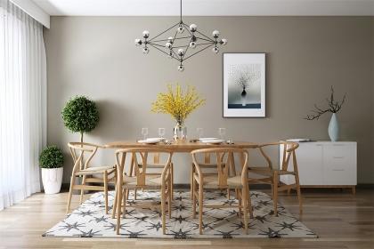 餐桌什么材质的好,如何选购餐桌