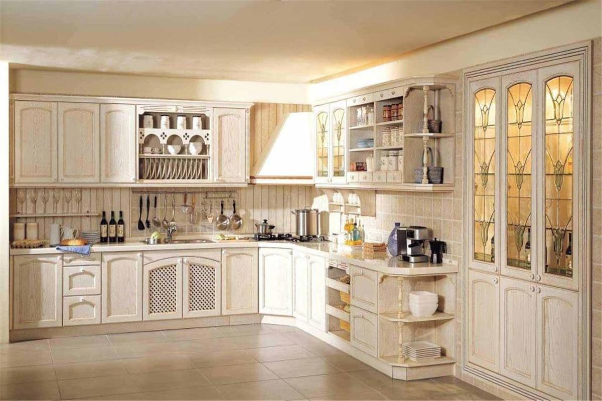 欧式厨房装修特点,欧式厨房装修注意事项