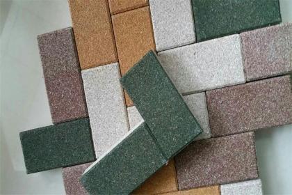 透水砖铺装方法,透水砖安装注意事项