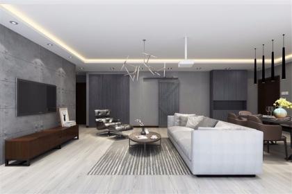 家装地板效果图大全,5款精选案例欣赏