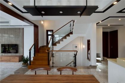家庭楼梯有哪些材料,家庭楼梯造型有哪些