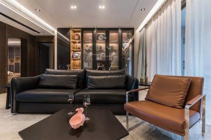 2018年商品房裝修效果圖,不同質感演繹出的高檔家居