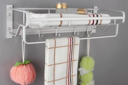 浴巾架安装注意事项,浴巾架这样安装才最牢固