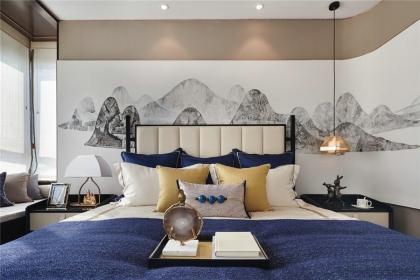 卧室背景墙怎么设计?卧室背景墙装修设计要点