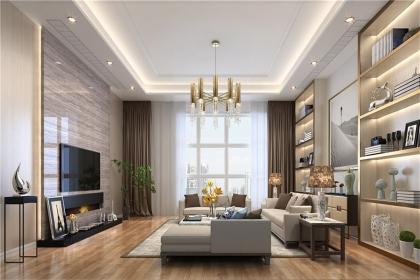 棕色木地板装修效果图案例介绍,总有一款是你喜欢的