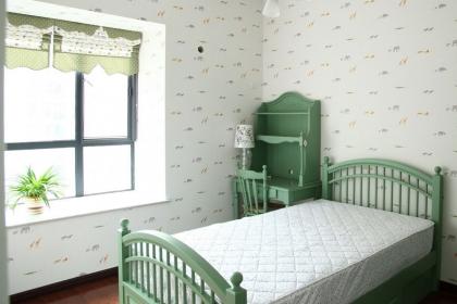 田园风格卧室装修效果图,你家的卧室也可以这样设计