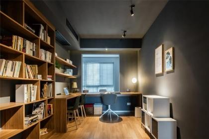 書房裝修攻略,書房裝修設計要點