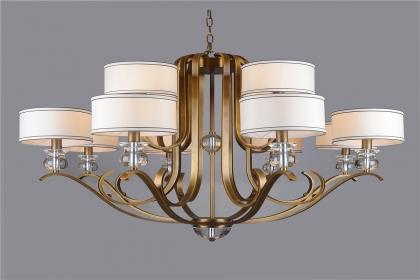 餐廳用吊燈還是吸頂燈,究竟是吊燈好還是吸頂燈好呢?