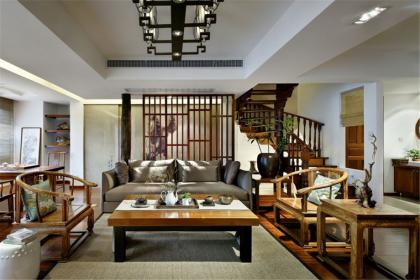 客厅隔断装修风水,客厅隔断设计原则