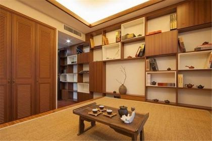 日式书房如何设计,日式书房装修特点