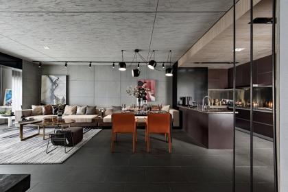 家居空间如何划分才合理,听听专业设计师的说法