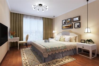 卧室设计装修效果图大全,卧室这么装修才好看