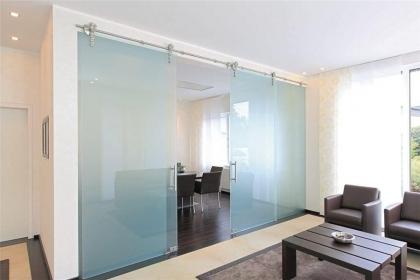 玻璃隔断有哪些类型?玻璃隔断怎么做