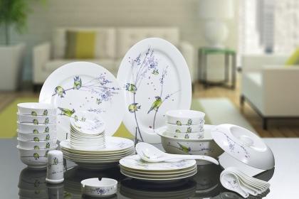 陶瓷餐具如何選購?陶瓷餐具應該這樣選