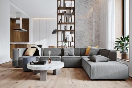 客厅沙发怎么选搭?必看沙发选搭的7个技巧