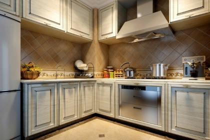 室内u乐娱乐平台厨房优乐娱乐官网欢迎您,6款厨房设计邀您共赏