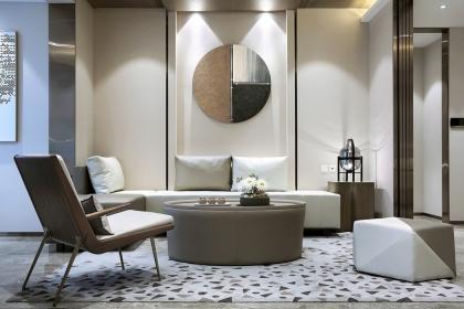 75平米小户型装修案例,巧妙设计实现三室两厅设计