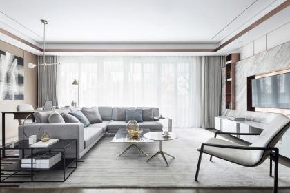 最新款客厅设计案例图,不同的设计带给你不同的空间
