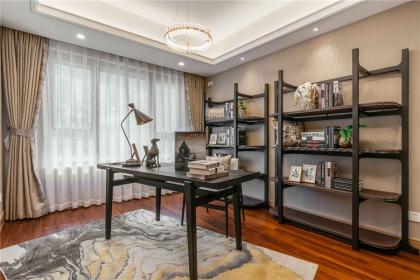 书房装修设计技巧,书房设计需要考虑的九个方面