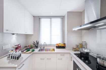 小户型厨房装修设计技巧,小厨房装修案例介绍