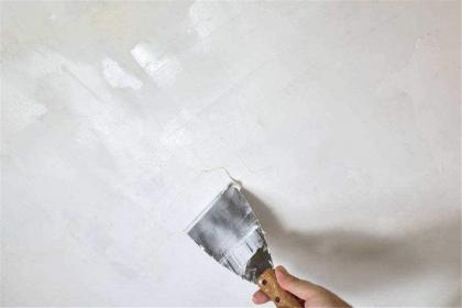 墙体刮腻子有哪些工艺流程,墙面刮腻子注意事项