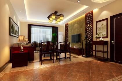 客厅装修法式模范简介,你家的客厅装对了吗?