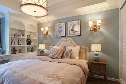 卧室装修颜色搭配技巧,学会这5个技巧卧室颜值不用愁