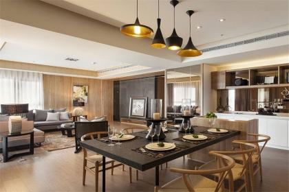 餐厅如何装修设计,打造温馨舒适的聚餐氛围