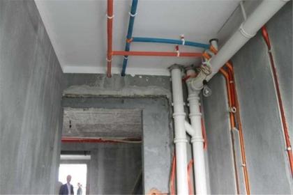 水管走线如何安装,水管走线安装要求