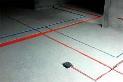 电路走线施工怎么做,电路走线施工方法