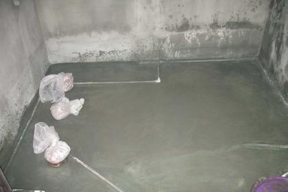 卫生间防水施工注意事项,5大细节问题不可忽略