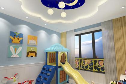 如何增加儿童房收纳空间,打造宝宝专属的收纳空间