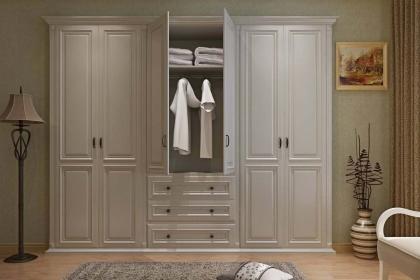 如何選購家用衣柜?家用衣柜選購方法是什么?