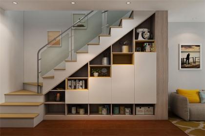 楼梯下的空间怎么装修?楼梯下空间装修技巧