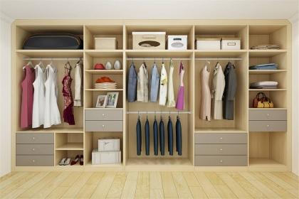 衣帽间如何装修设计,打造专属的完美空间