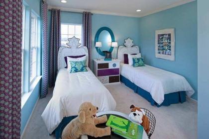 儿童房家具选购注意事项,记住这7点再去选购儿童房家具