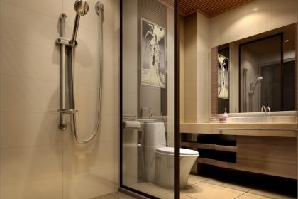 4平米衛生間裝修技巧,想省錢就這么設計