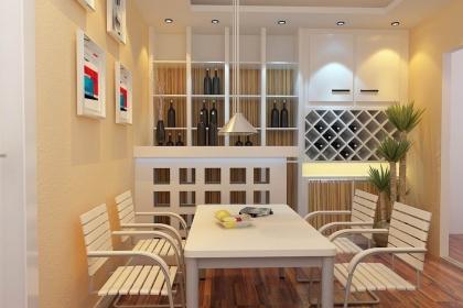 餐厅装修技巧,为家人打造一个温馨的用餐空间
