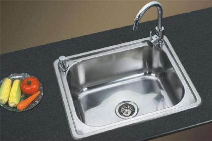 厨房水槽如何安装?厨房水槽三种安装方式