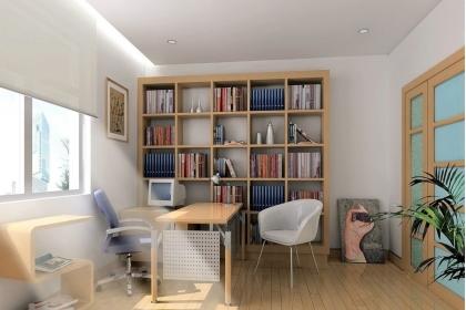小书房怎么装修比较好?小书房装修技巧有哪些?