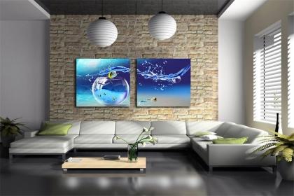 玻璃装饰如何清洁保养,打造清凉舒适的居室环境